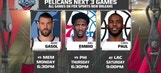 Pelicans Live: Grizzlies coming to Big Easy