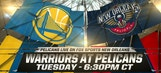 Pelicans Live: GSW coming to Big Easy next