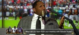 Ray Lewis takes you inside his visit with Donald Trump   THE HERD (FULL INTERVIEW)