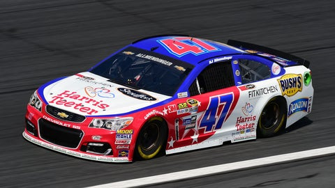 JTG Daugherty Racing, 2