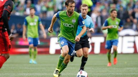 Andreas Ivanschitz, Seattle Sounders