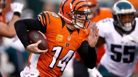 Cincinnati Bengals: Orange alternates