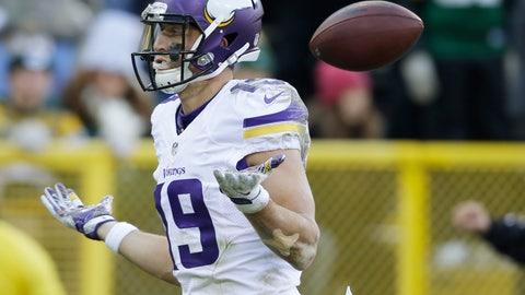 Adam Thielen, WR, Vikings