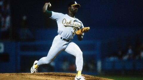Oakland Athletics - Dave Stewart