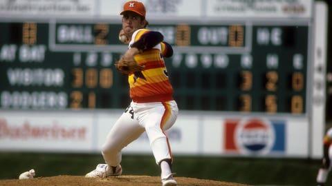 Houston Astros - Nolan Ryan
