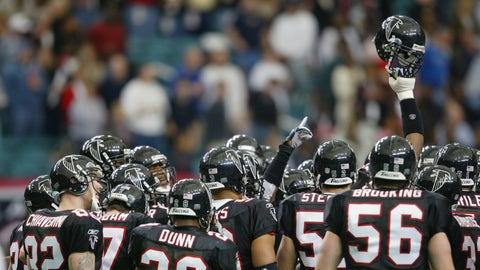 Atlanta Falcons: Classic black