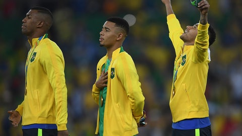 Brazil's Olympic redemption tour