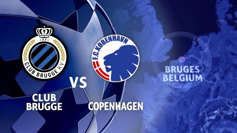 Club Brugge vs. FC Copenhagen | 2016-17 UEFA Champions League Highlights