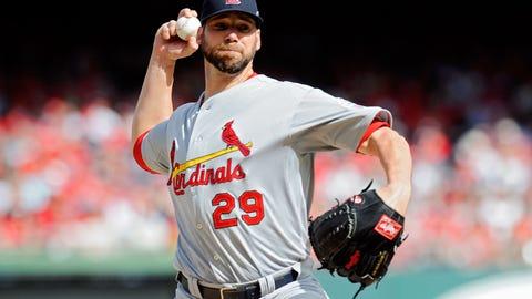 St Louis Cardinals - Chris Carpenter