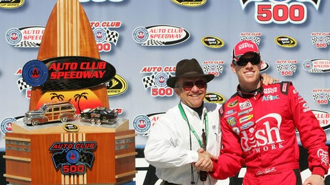 Edwards on top in '08