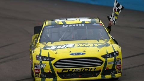Carl Edwards, 4