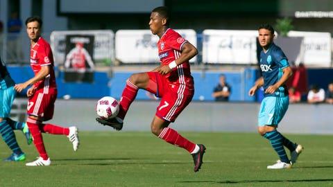 FC Dallas - Carlos Gruezo: $732,000