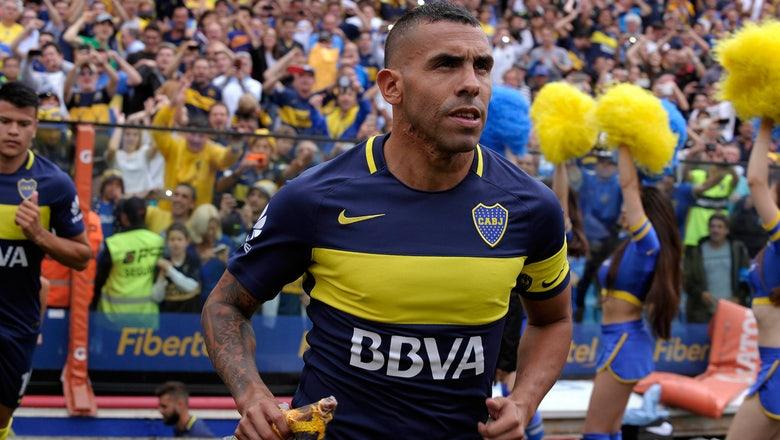 Carlos Tevez completes transfer from Boca Juniors to Shanghai Shenhua