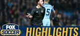 Man City loanee Patrick Roberts scores for Celtic | 2016-17 UEFA Champions League Highlights