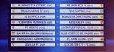 Ranking the Champions League round of 16 matchups