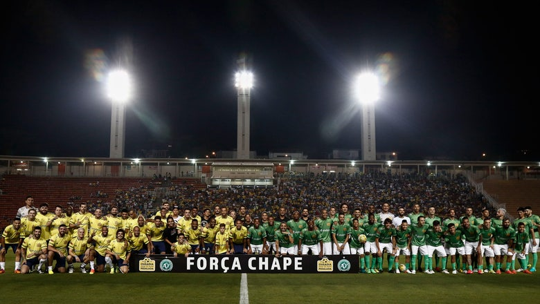 Watch: Neymar puts on a show, embarrasses opponent in Chapecoense charity match
