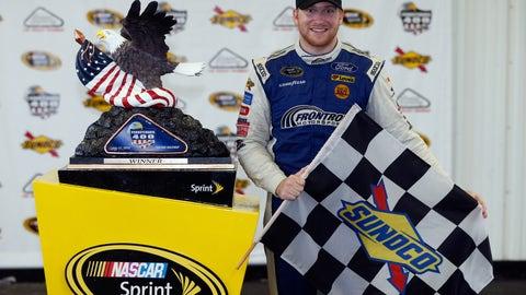 Chris Buescher, Pocono Raceway, 13.00