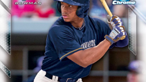 Corey Ray, Brewers prospect