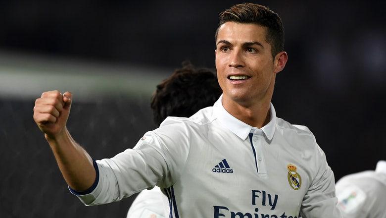 Cristiano Ronaldo donates, sends message to the children of Aleppo