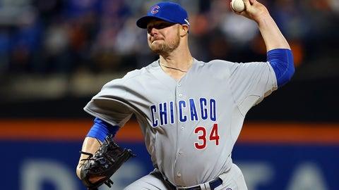 Chicago Cubs - Jon Lester