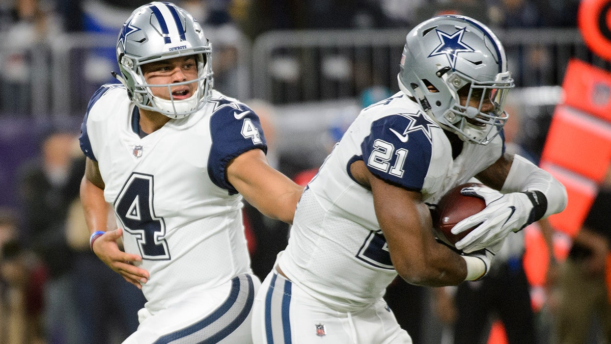 Nfl Odds Cowboys Lions Face Off In Pivotal Monday Night
