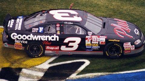 Dale Earnhardt, 1998
