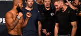Demetrious Johnson vs. Tim Elliott | TUF Finale Weigh-In