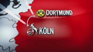 1. FC Koln vs. Borussia Dortmund | 2016–17 Bundesliga Highlights