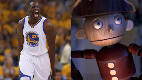 "Draymond Green and ""The Nutcracker"""