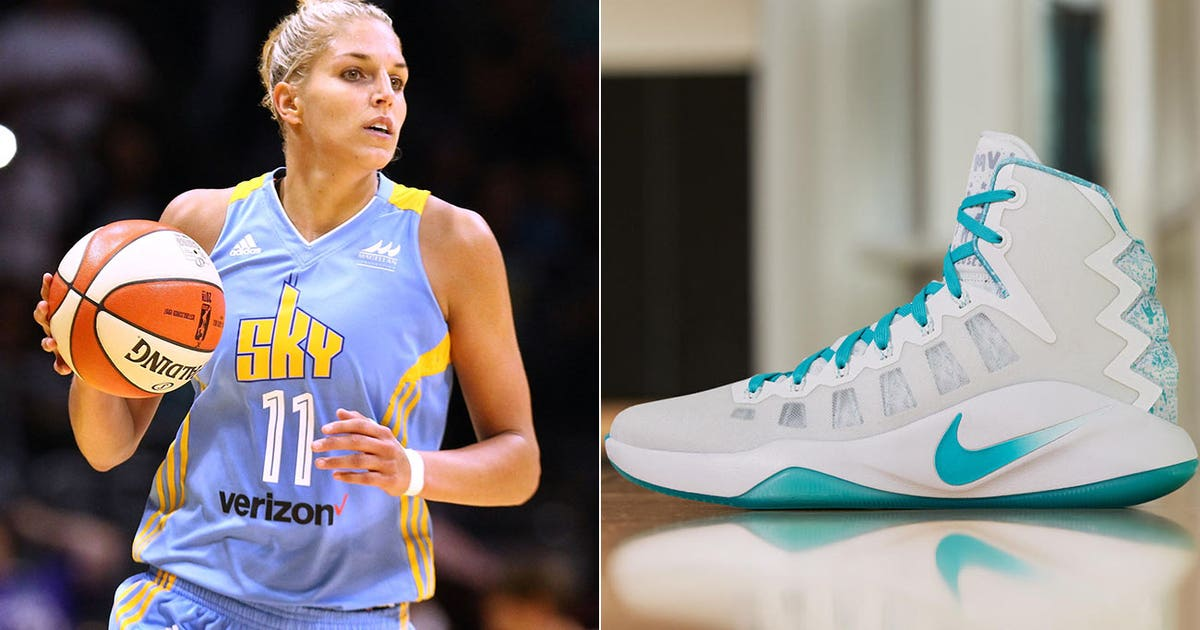 Elena Delle Donne On Getting Her Own Shoe Fox Sports
