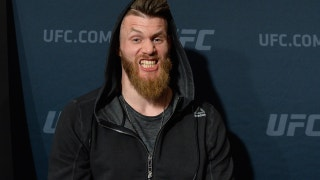 UFC fighter Emil Meek ordered to shave beard before UFC 206