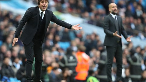 Premier League's managerial influx