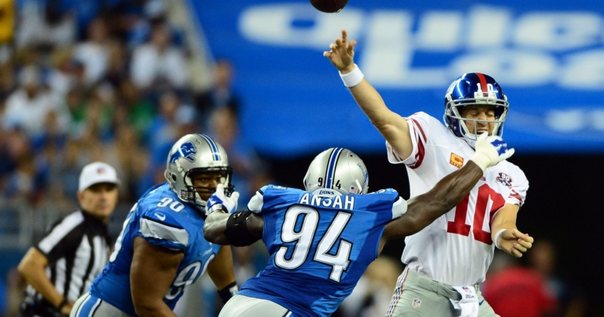 Lions At Giants Preview Prediction Odds Fox Sports