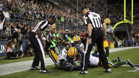 #TBT: Seattle and Green Bay aren't natural rivals, but they've created some iconic memories