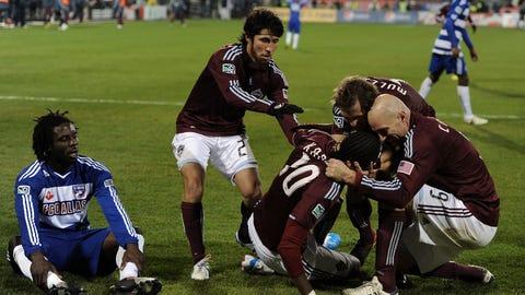 2010: Colorado Rapids 2, FC Dallas 1