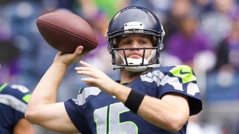 Seattle Seahawks: QB Matt Flynn (2012)