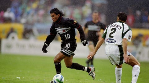 1997: D.C. United 2, Colorado Rapids 1