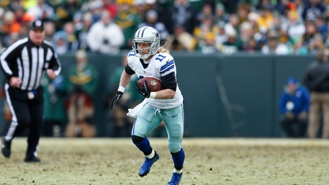 Cole Beasley, WR, Dallas Cowboys