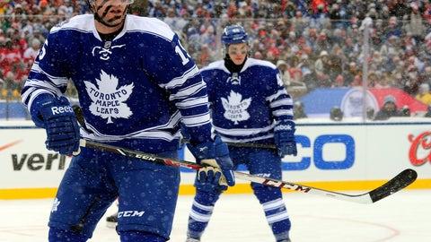 Toronto Maple Leafs, 2014