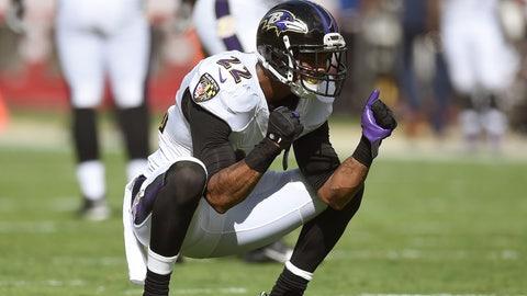 Jimmy Smith, CB, Ravens (ankle)