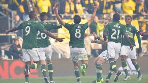 2015: Portland Timbers 2, Columbus Crew 1
