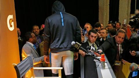 The losing Super Bowl quarterback