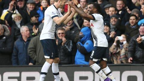 December 3: 5-0 loss vs. Tottenham Hotspur