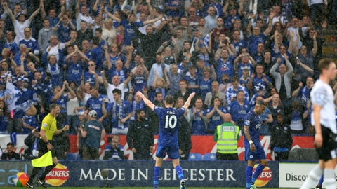 The miracle in Leicester