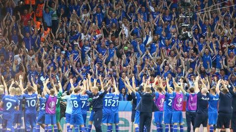 Iceland's miracle run at Euro 2016