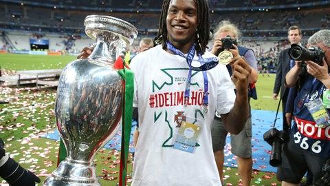Central midfield: Renato Sanches