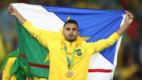 Thiago Maia, Santos