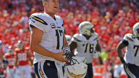 Kansas City Chiefs d. San Diego Chargers, 33-27 (Week 1)