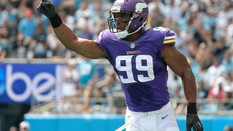 Danielle Hunter, DE, Minnesota Vikings