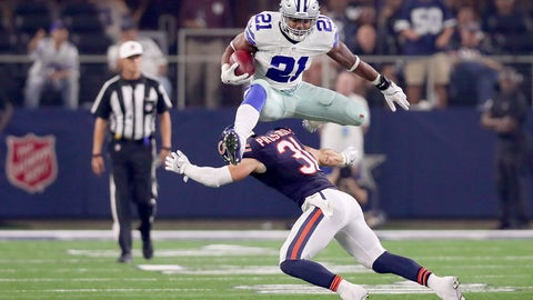 Zeke can do this, too